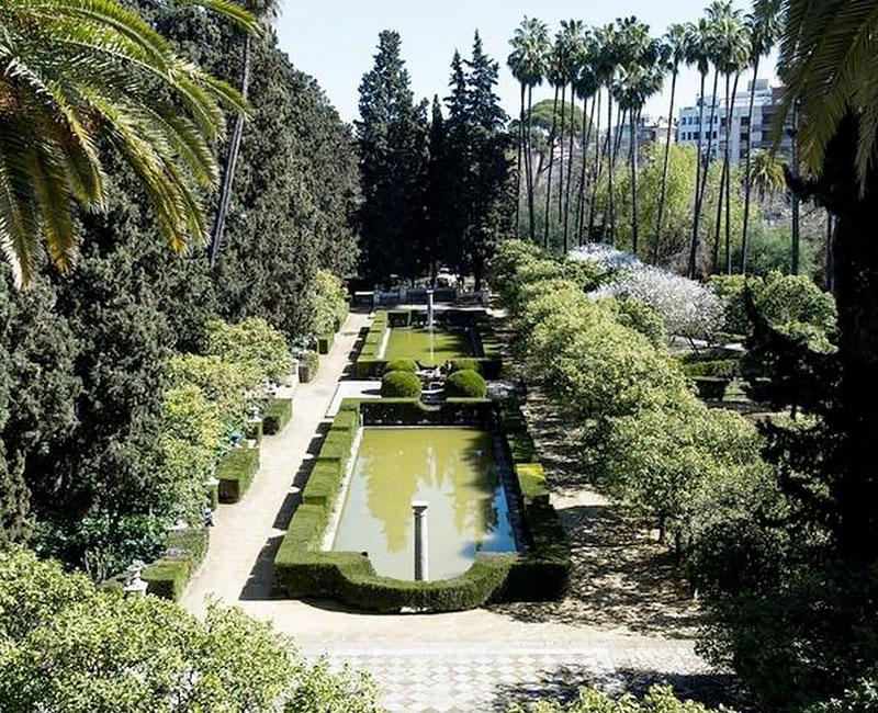 alcazar-sevilla-jardin-de-los-poetas